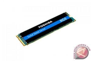 Toshiba luncurkan SSD NVMe™ yang dilengkapi dengan 3D flash memory berlapis 64