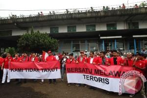 Aksi Simpatik Bom Kampung Melayu