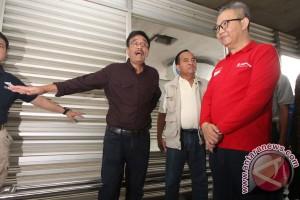 Djarot Tinjau Halte Kampung Melayu