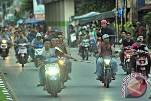 Panglima Kodam I/Bukit Barisan perintahkan jajaran tindak di tempat geng motor