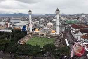Bandung raih penghargaan ASEAN sebagai kota berudara bersih