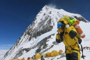 Jasad pendaki India ditemukan di Everest