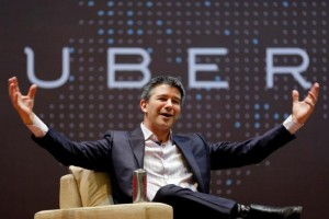 Bos Uber Travis Kalanick diminta cuti