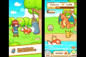 Magikarp Pokemon hadir di game terpisah
