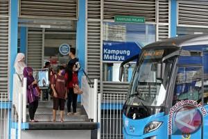 Transjakarta mundurkan jam operasional saat Idul Fitri