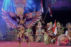 Sendratari Kolosal Kebinekaan Nusantara
