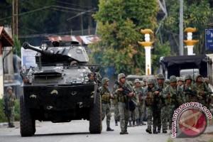 Filipina: pasukan AS berada dekat Marawi, namun tidak terlibat peperangan