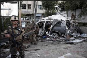 Korban tewas akibat serangan bom di Kabul bertambah jadi 35 orang