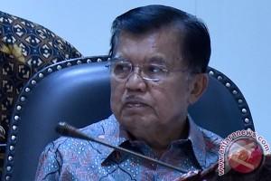 Wapres sebut dua kesalahan besar dalam ekonomi Indonesia