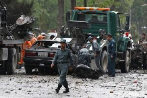 Paling tidak 12 tewas akibat ledakan di dekat makam Afghanistan
