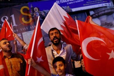 Turki tolak seruan untuk tutup pangkalan militer di Qatar