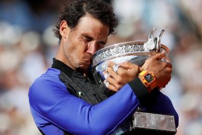 Nadal kembali ke peringkat satu setelah tiga tahun