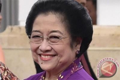 Megawati stands ready for Pancasila