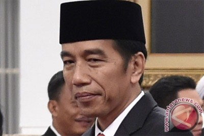 Presiden Joko Widodo gelar silaturahmi dengan khalayak di Istana Negara