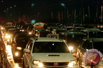Arus Mudik Pantura Semarang