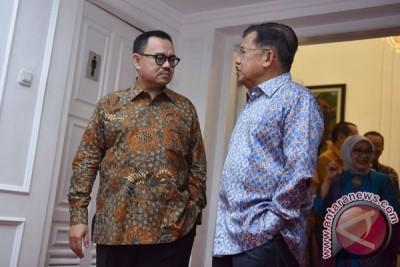 Halalbihalal Wakil Presiden