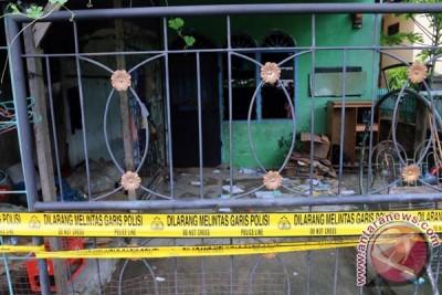 Tersangka kasus penyerangan polisi Polda Sumut jadi empat orang