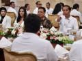 Presiden Buka Bersama Pegiat Medsos