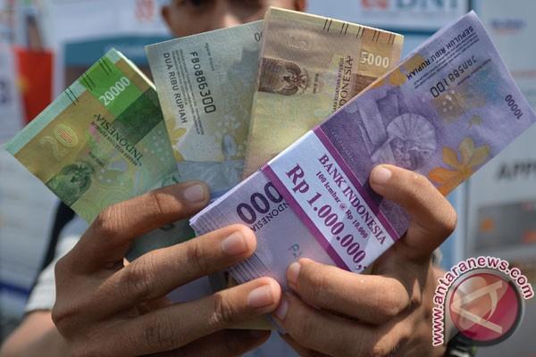 Rupiah ditransaksikan Rp13.284 per dolar AS pagi ini