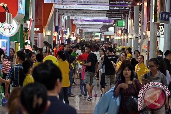 Agenda Jakarta - Hari terakhir Jakarta Fair hingga bursa radio amatir