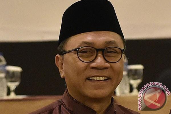 Ketua MPR mengajak ulama mendorong persatuan umat