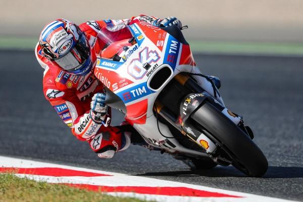 Dovizioso juara GP Catalunya, rebut dua seri beruntun
