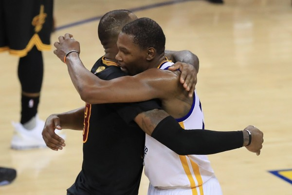 Warriors juara NBA