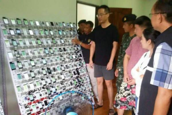 """Tiga Pria Di Thailand Ditangkap Karena Berbisnis """"ladang Klik"""""""