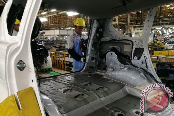 Ini cara TMMIN siasati kebutuhan produksi selama pabrik libur