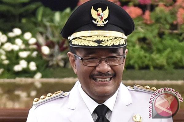 Gubernur Djarot sampaikan LKPJ akhir masa jabatan