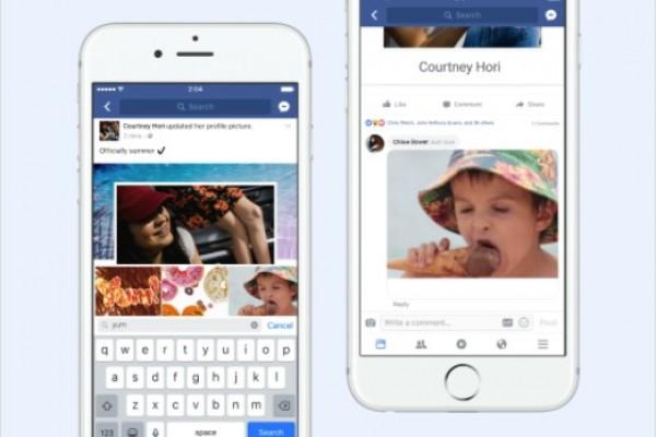 Facebook Tambahkan GIF Di Kolom Komentar