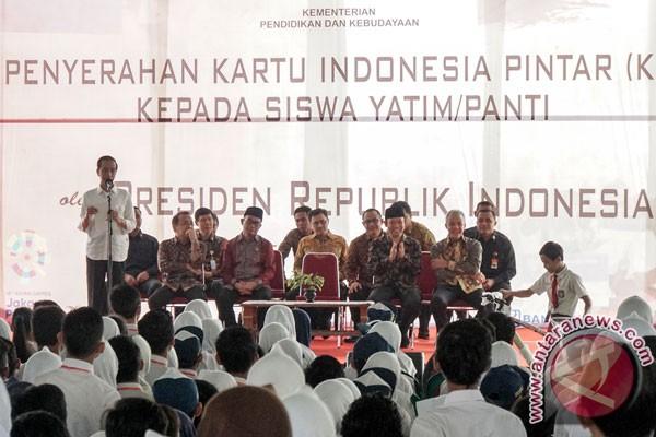 Jokowi senang jika siswa-siswa punya keterampilan khusus