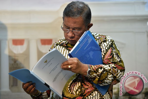 Darmin Nasution describes as groundless suggestion that economy is weakening
