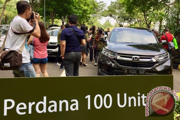 All New Honda CR-V Turbo Mulai Diserahkan Kepada Konsumen
