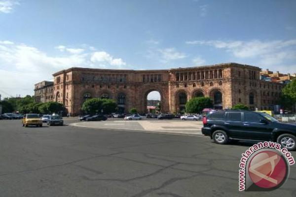 Yerevan, kota yang serba