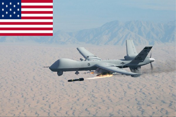 Petempur Al Qaeda di Yaman tewas dalam serangan pesawat nirawak