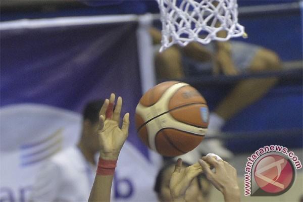 Timnas Basket 3x3 Indonesia peringkat tiga grup Kejuaraan Nantes