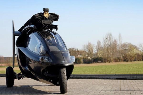 Mobil terbang PAL-V tiba di tangan konsumen pada 2018