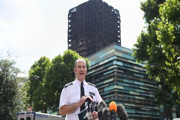 58 orang hilang dan dianggap tewas dalam kebakaran di London