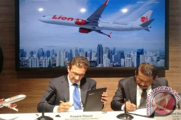 Lion Grup lakukan pengadaan 50 Boeing 737 MAX-10