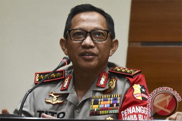 Kapolri berharap Indonesia jadi negara adidaya