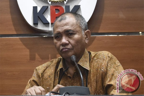 KPK tetapkan ketua DPR tersangka kasus KTP-E