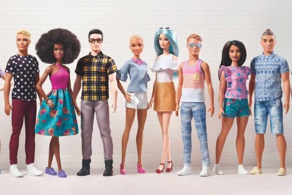 Ken Pacar Barbie Punya Tampilan Baru