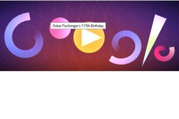Rayakan Ulang Tahun Seniman, Google Doodle Mungkinkan Buat Komposisi Visual Musik