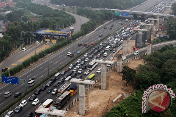 JSMR Jasa Marga: batasi truk logistik tol Jakarta-Cikampek - ANTARA News