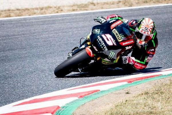 Permalink to Zarco rebut posisi pole GP Jepang, Rossi tercecer ke-12