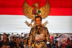 Ribuan warga Yogyakarta peringati Hari Lahir Pancasila