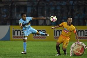Persela Lamongan Lawan Sriwijaya FC