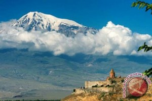 Armenia, negeri sejuta biara