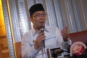 Tiga parpol intensif dekati Ridwan Kamil
